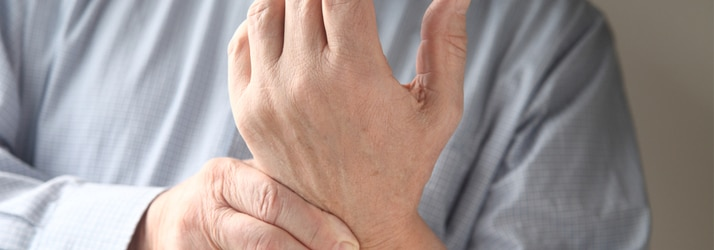 hand pain in Mobile AL