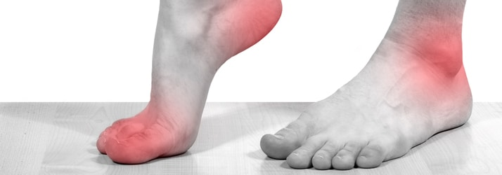 foot pain in Mobile AL
