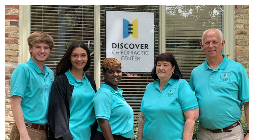 Staff at Discover Chiropractic Center
